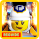 REGUIDE LEGO City build, chase, cars and fun by LegenDary