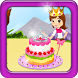 Princess Birthday Cake Cooking by New Escape Gamers