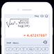 Scientific calculator (casio fx)