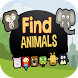 Find Animals by chappmobile