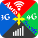 Wifi, 5G, 4G Auto Swift by LTE App Tools Studio