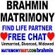 Free Brahmin Matrimony. Chat. Find Life Partner
