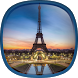 Paris by Night Live Wallpaper by Phoenix Live Wallpapers