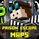 Prison Escape Maps for Minecraft PE by BigStone Apps