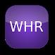 WHR - Waist To Hip Ratio by DESIGNWAREAPP