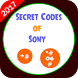 Secret Codes of Sony by RondniApps