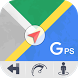 GPS Navigation: GPS Route, Live Maps & Street View by Symmetric Apps