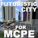 Futuristic City map for MCPE by Алексей Ильяшенко