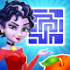 Maze King Jewel Gnome Go Home by Art4Game