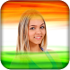 Indian Flag DP Maker by Roxo Inc