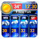 Accurate Weather Forecast Report by Weather Widget Theme Dev Team
