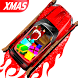 Red Fury Xmas: Santa Road Rage by Hott Dogg Apps