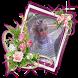 Cute Flower Photo Frames by Plopplop Apps