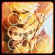 Hokage Ninja Lock Screen by Rasen Dr46