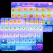 Fantasy Sea Emoji Keyboard by Colorful Design