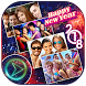 New Year Video Maker 2018 by Best Photo Collage Maker