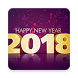 Happy New Year 2018 wishes by Galaxyy Android Apps