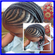 Cool Hairstyle For Black women by Aul Annova