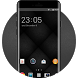 Black Launcher Theme for Sony Xperia R1 Plus by Brilliant Andriod Theme