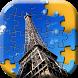 Paris Jigsaw Puzzle by Lappboratory