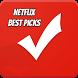 Best Movies on Netflix by Stream Sidekick