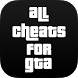 All Cheats for GTA by Bomaletku