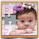 cute baby photo Jigsaw puzzle game by Rackamtof