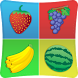 Fruits Match Memory Games Kids by Matching Memory Games