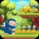 Ninja Hattori jungle adventure by Super1 Free games