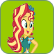 Wallpapers Sunset Shimmer free by Tonyko apps