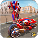 Super Moto Robot Transform by The Game Feast