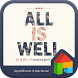 ALL IS WELL DodolLauncherTheme by iConnect