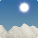 Mountain View Weather LWP by Sergey Abadzhev
