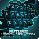 Neon Glow Dynamic Keyboard Theme by Kika Free Theme for Android