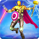 Concept Superhero: Dad of Incredible Super Heroes by The Entertainment Master