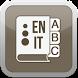 Dictionary 4 English - Italian by Brainglass Data AB