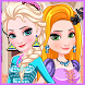 Matching Outfits Princesses Makeup Dress Up Game by App Beat