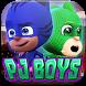 Super Boys - Adventures Masks by SUPERBAK