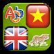 English -Vietnamese vocabulary by vitcon