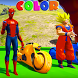 Superheroes Racing Games by Let's Game
