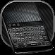 Carbon Fiber Keyboard Hi-Tech Theme by Theme Wizard
