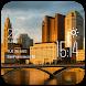 Columbus weather widget/clock by Widget Dev Team