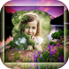 Spring Nature Photo Frame by INfinite Technology