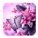Dreamy Butterfly LiveWallpaper by live wallpaper collection
