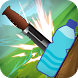 Flip the Knife in Targets 2D by Games spinner