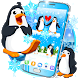 Penguin ice snow live wallpaper by HD Wallpaper themes