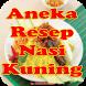 Aneka Resep Nasi Kuning Spesial
