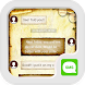 Scroll Bubble For SMS by TheMe Studio