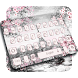 Pink Rose Paris Keyboard by Keyboard Tema Designer