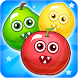 Candy fruit match 3 fruit game by Kalo